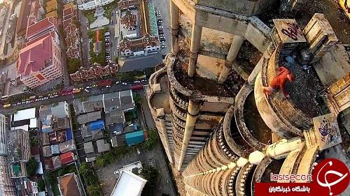 مخوف ترین و وحشتناک ترین ساختمان های متروکه دنیا +تصاویر