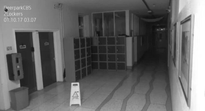 ارواح سرگردان، مدرسه ای در ایرلند را به تعطیلی کشاندند + فیلم