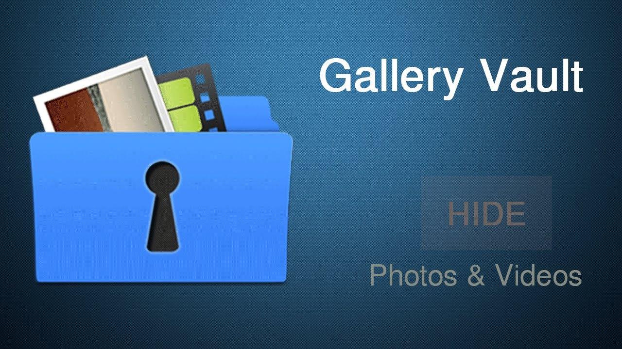 دانلود Gallery Vault-Hide Video&Photo PRO v3.9.0 - برنامه قفل تصاویر و ویدیوهای گالری برای اندروید