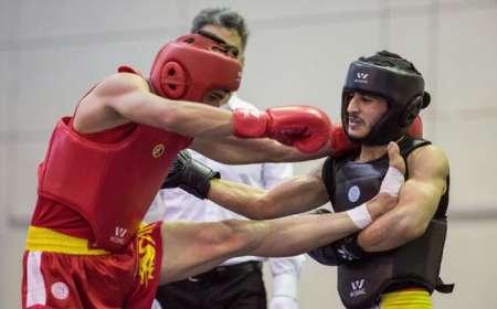 حضور تیم منتخب ووشو استان در رقابت های کشوری