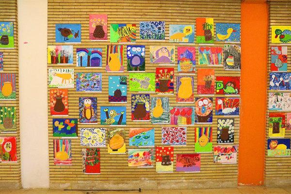 باشگاه خبرنگاران -نمایش آثار برتر جشنواره نقاشی کودکان بیمار در هفته ملی کودک