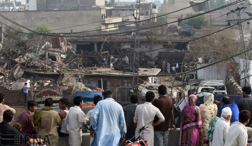 داعش مسئولیت انفجار تروریستی در پاکستان را برعهده گرفت