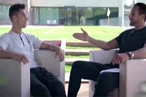 وقتی کریس رونالدو از شخصیترین مسائل زندگیاش حرف میزند + فیلم