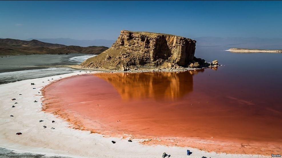 درد و رنج دریاچه ارومیه به خاطر بی پولی دولت