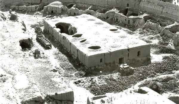 قلعه «اختیارالدین»، نگین باستانی انگشتری هرات + تصاویر