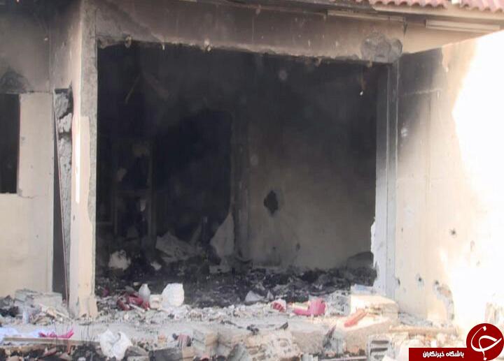 انهدام مثلث داعش در ریاض!/کنفرانس تروریست ها در اسطبل+تصاویر