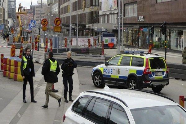 یک مرد حامل مواد منفجره در فرودگاهی در سوئد بازداشت شد