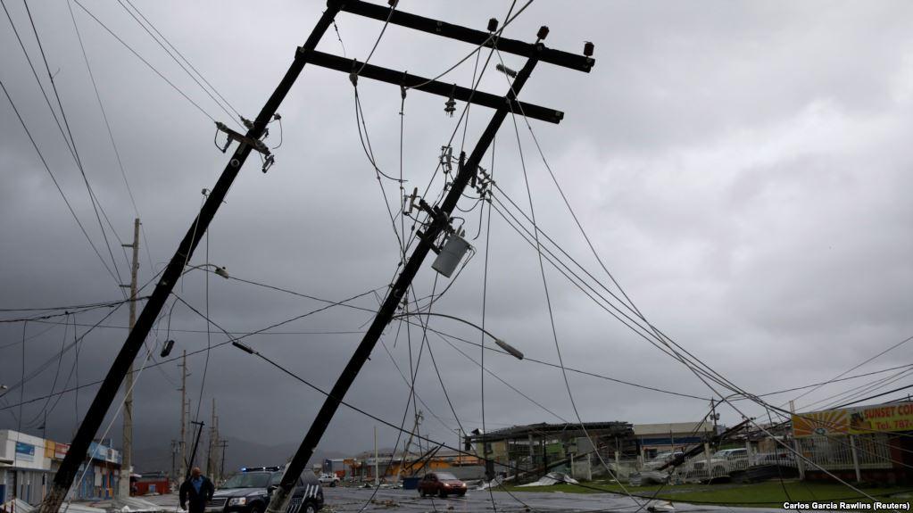 وقوع طوفان در «پورتوریکو»، اعزام نیروهای آمریکایی به افغانستان را به تاخیر انداخت