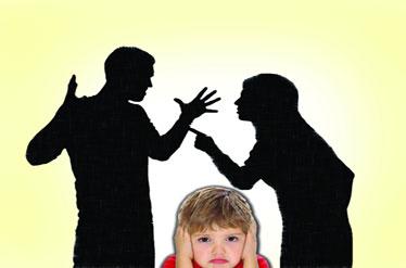 هنگام عصبانیت از ادامه دعوا با همسرتان بپرهیزید