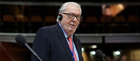 استعفای رییس اسپانیایی مجمع پارلمانی شورای اروپا
