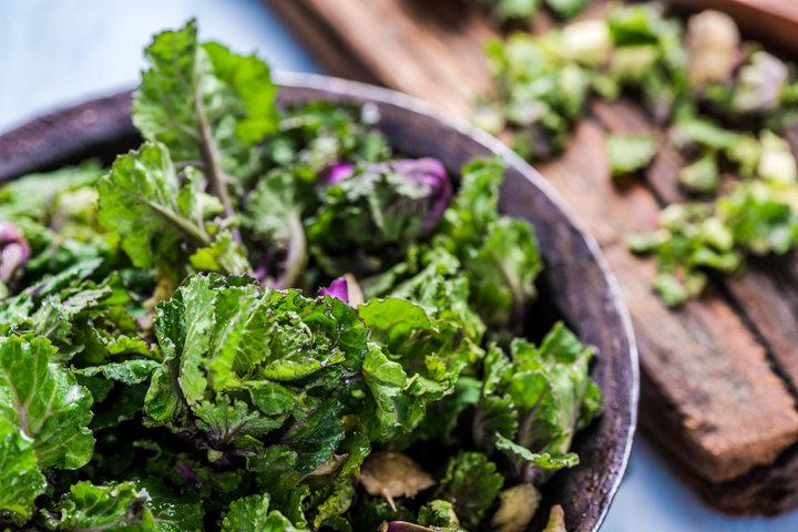 سبزیجات پر خاصیتی که قلبتان را از خطر سکته محفوظ نگه می دارد