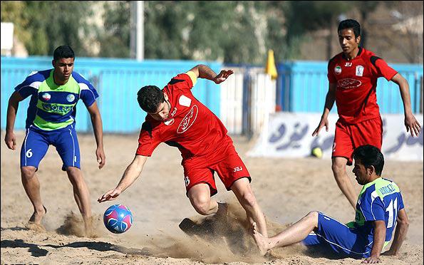صعود فوتبال ساحلی سیستان و بلوچستان به لیگ برتر