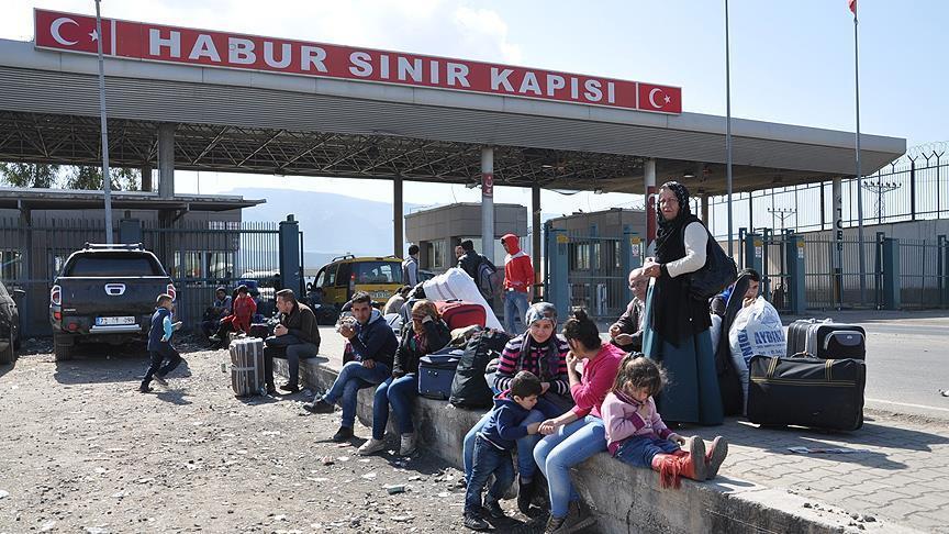 دولت عراق از ایران و ترکیه خواست مرزهای خود را با کردستان ببندند
