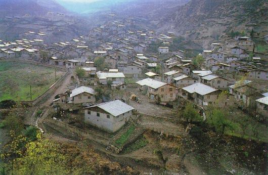 روستای «زیارت»، بهش ویلاسازی مدیران + فیلم