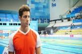 باشگاه خبرنگاران -انصاری: بهترین شناگر ایران هستم و قراردادم در لیگ ۱۰ میلیون است