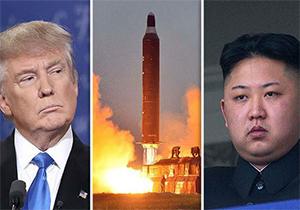 ترامپ به ضعف خود مقابل کره شمالی اعتراف کرد! + فیلم