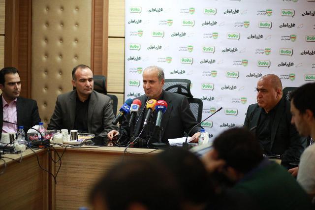 تاج: لیگ ایران 16 تیمی است و اگر تعداد آن کمتر شد، تعجب نکنید