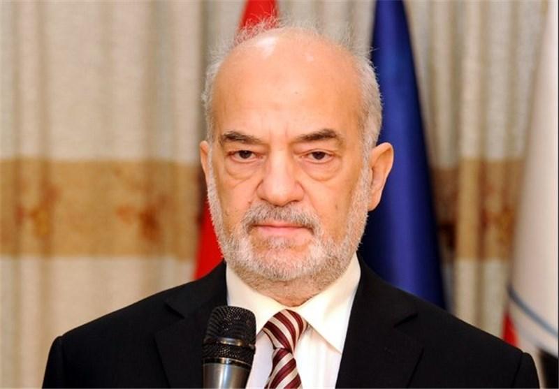 ابراهیم جعفری: بغداد به حمایت اروپا برای بازسازی زیرساختها چشم دوخته است