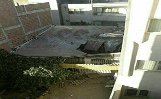 گودبرداری غیراصولی در بجنورد/ 2 خانم زیرآوار ماندند