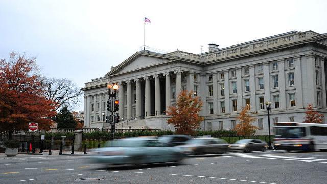 افشای جاسوسی وزارت خزانهداری آمریکا از شهروندان این کشور