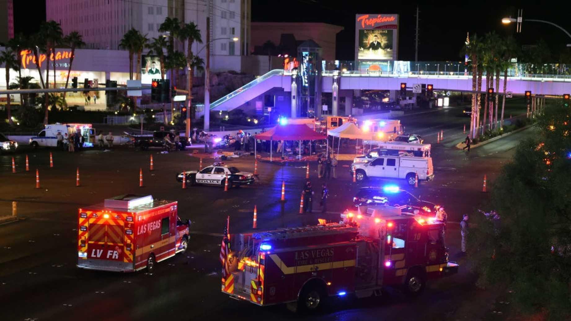 تیرانداز لاس وگاس قصد داشته است خودروی خود را نیز منفجر کند
