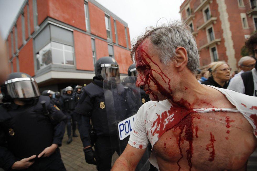 نخست وزیر اسپانیا: اعلام استقلال کاتالونیا بی نتیجه خواهد بود