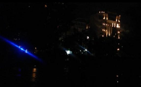 باشگاه خبرنگاران - پارک آبشار در تاریکی مطلق + فیلم