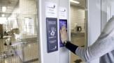 باشگاه خبرنگاران -طراحی پد ضدعفونیکننده هوشمند برای بیمارستانها + عکس