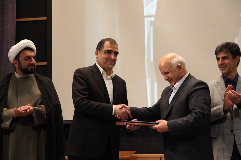 درخواست رئيس جديد دانشگاه علوم پزشكي تهران از وزير بهداشت