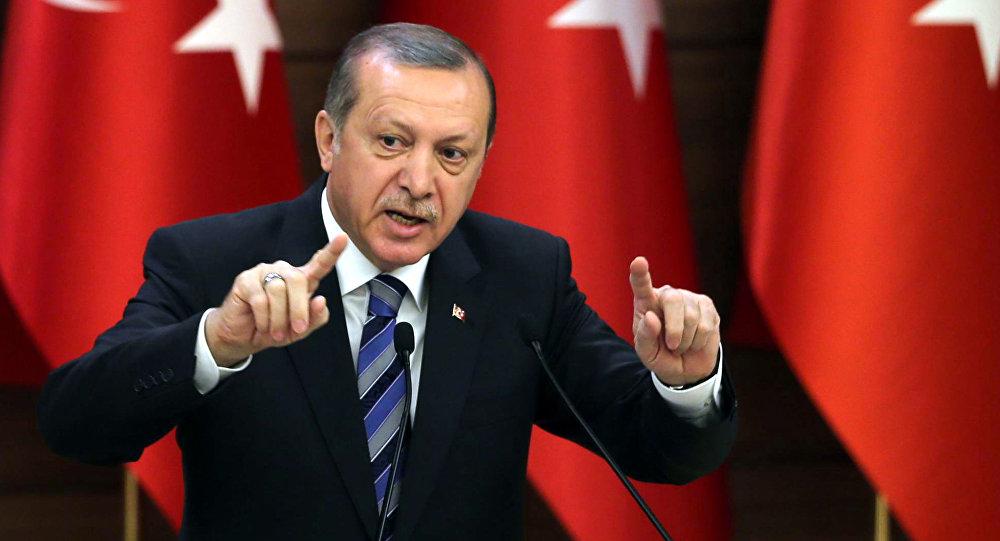 اردوغان: ما به سوریه یا عراق چشم طمع نداریم/ نمیگذاریم باب جدیدی از فتنه در شمال عراق گشوده شود