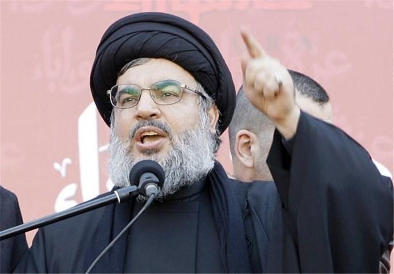 سید حسن نصرالله: مشکل آمریکا با ایران در زمینه برنامه هستهای نیست/ آمریکاییها میخواهند عمر داعش را طولانی کنند