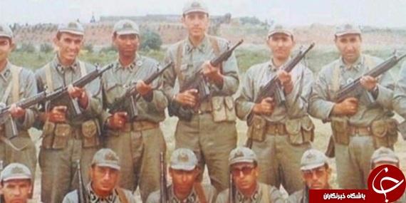 اردوغان وقتی سرباز بود+ تصاویر