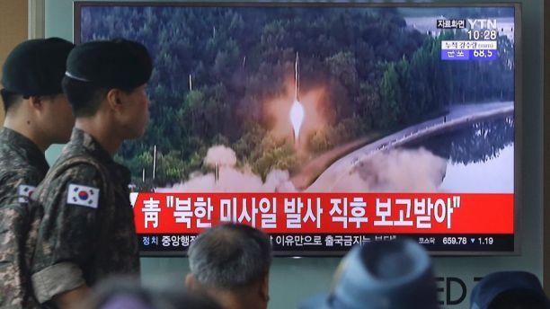 دارایی های استراتژیک آمریکا در شرق آسیا در تیررس موشک های کره شمالی + تصاویر