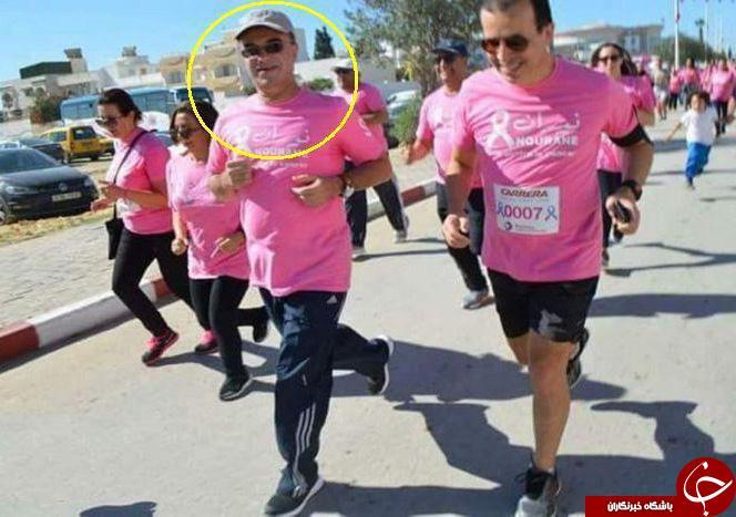 حمله قلبی جان وزیر بهداشت تونس را در مسابقه دو گرفت!+ عکس