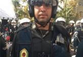 باشگاه خبرنگاران -توزیع لباس های دوربین دار میان ماموران نیروی انتظامی+عکس