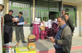 باشگاه خبرنگاران -توزیع ۵۰ بسته حمایتی لوازم التحریر