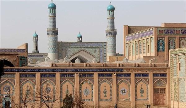 آشنایی با مسجد جامع 5 هزار ساله هرات