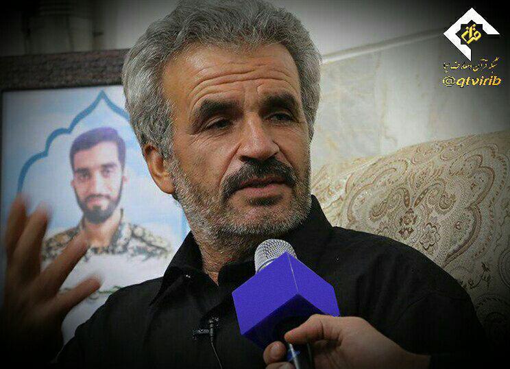 باشگاه خبرنگاران -گفتگوی پدر شهید حججی با برنامه «تلاوتهای درخواستی»