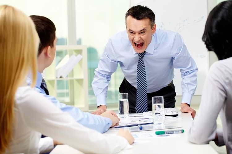 مدیرانی که کابوس کارمندانشان هستند