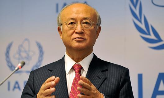 آمانو: من تأیید میکنم که ایران به تعهدات خود در چارچوب توافق هستهای پایبند بوده است
