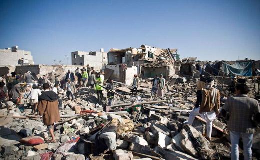 باشگاه خبرنگاران -9 کشته در حمله جنگندههای سعودی به صعده یمن