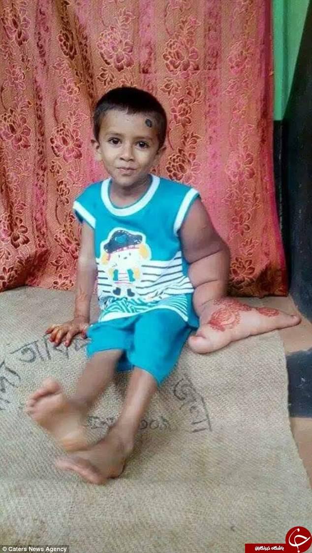 شیطان کوچک بنگلادش که مردم از او وحشت دارند + فیلم