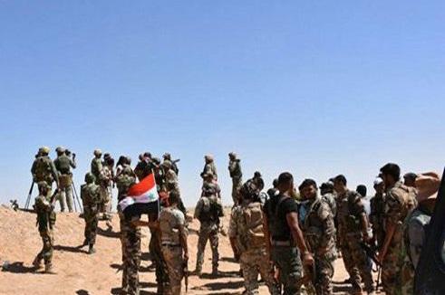 تسلط ارتش سوریه بر 8 هزار کیلومتر مربع در حومه جنوب شرقی دمشق
