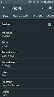 دانلود Caynax Alarm clock PRO 8.7.1 - ساعت زنگدار مجهز اندروید