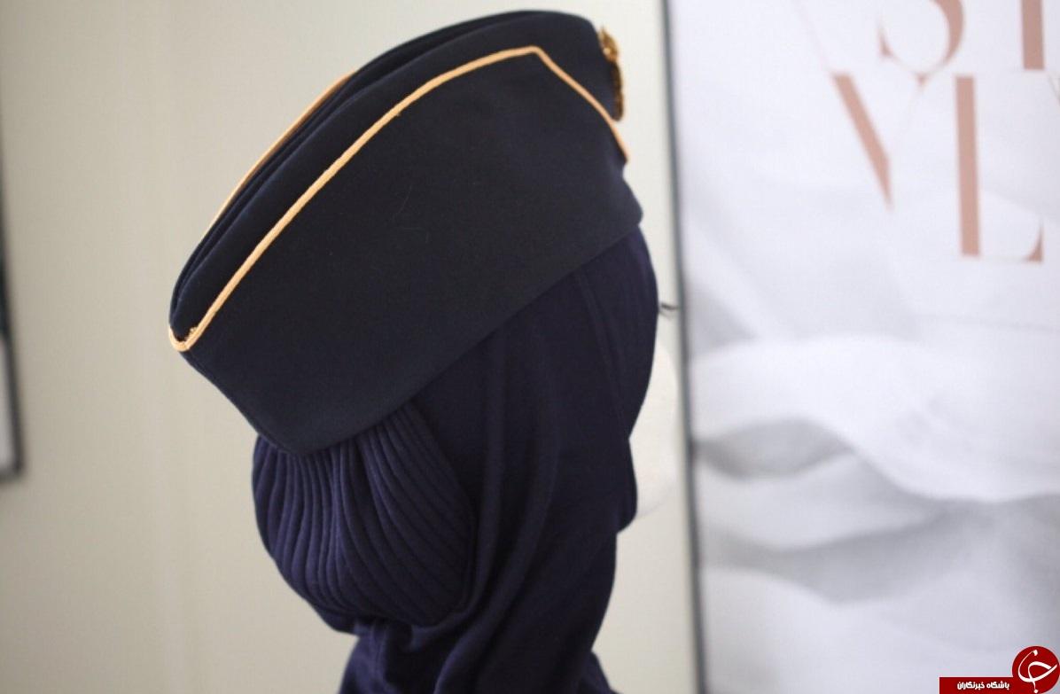 طراحی پوشش اسلامی برای نیروهای ارتش و آتشنشان سوئد+تصاویر