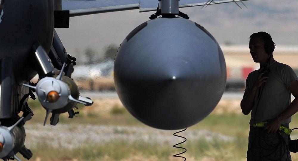 استعمال 750 بمب در ماه گذشته میلادی توسط ارتش آمریکا در افغانستان
