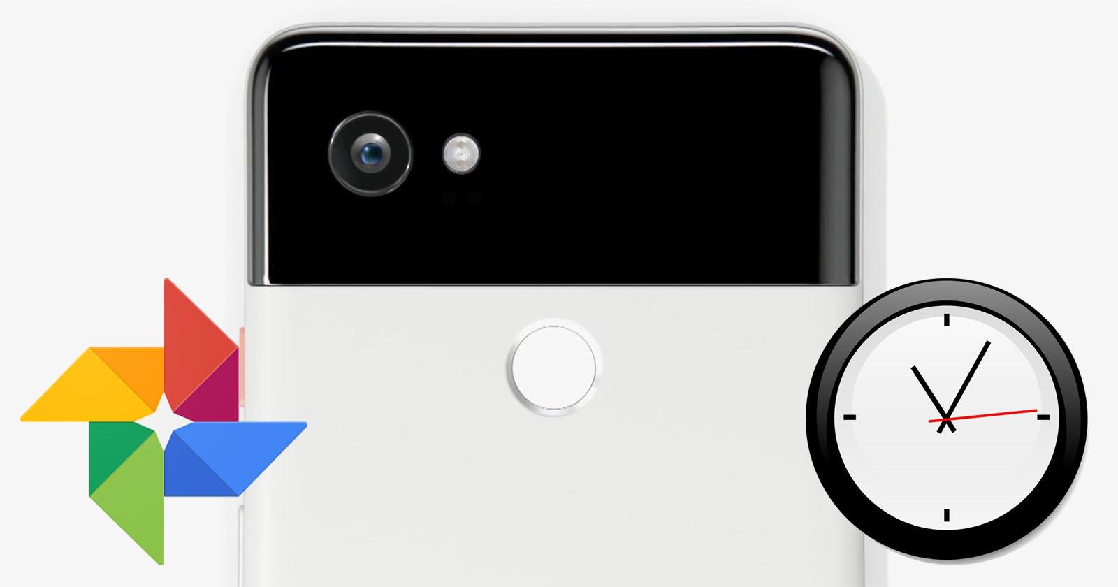 گوگل اعلام کرد حافظه ابری برای بارگزاری تصاویر پیکسل 2 نامحدود نیست