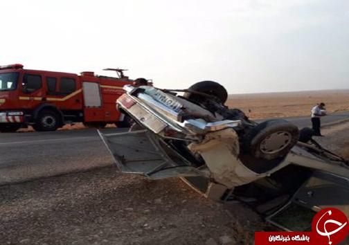 فارس در صدر جدول سوانح جادهای