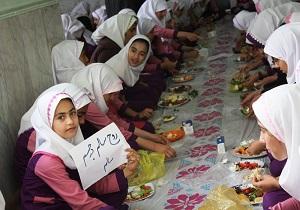 اجرای طرح صبحانه سالم در مدارس شهرستان سلماس