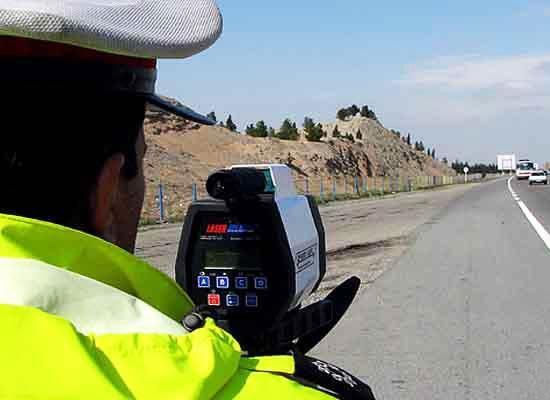 باشگاه خبرنگاران -سرعت غیر مجاز برای اولین بار در کشور مهار شد